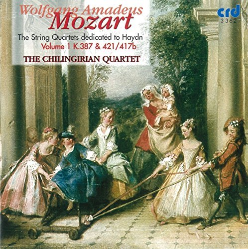 Chilingirian Quartet Mozart 'haydn' Quartets Vol