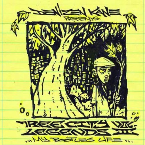 Denizen Kane Vol. 2 Tree City Legends