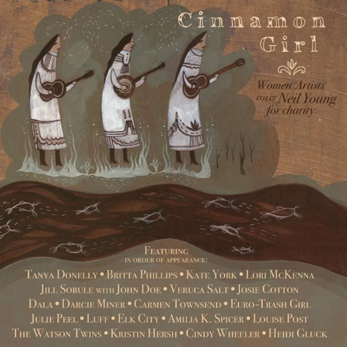 Cinnamon Girl Women Artists C Cinnamon Girl Women Artists C 2 CD