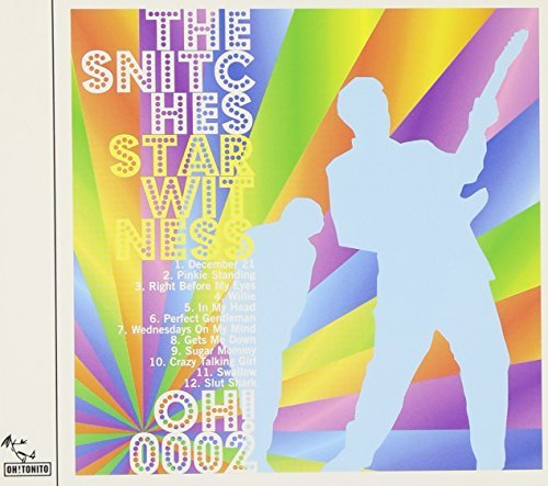 Snitches Star Witness Digipak