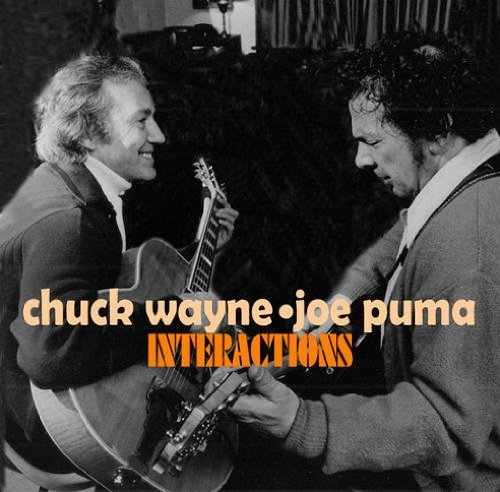 Chuck & Joe Puma Wayne Interactions