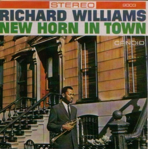 Richard Williams New Horn In Town