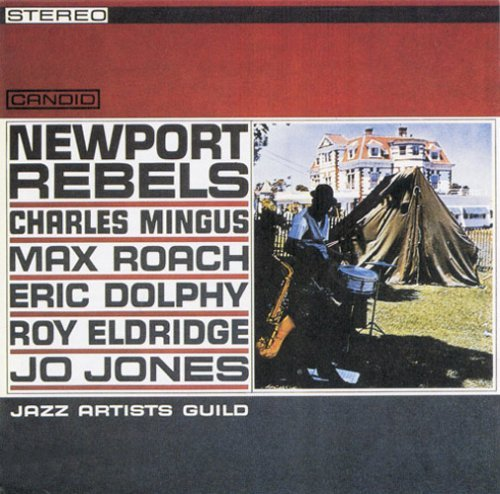 Newport Rebels Jazz Artist Guild