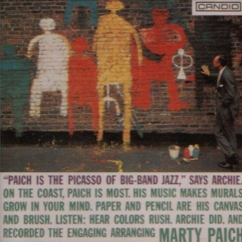 Paich Marty Picasso Of Big Band Jazz