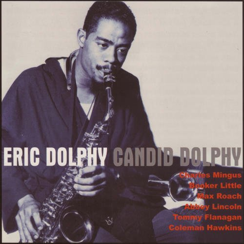 Eric Dolphy Candid Dolphy