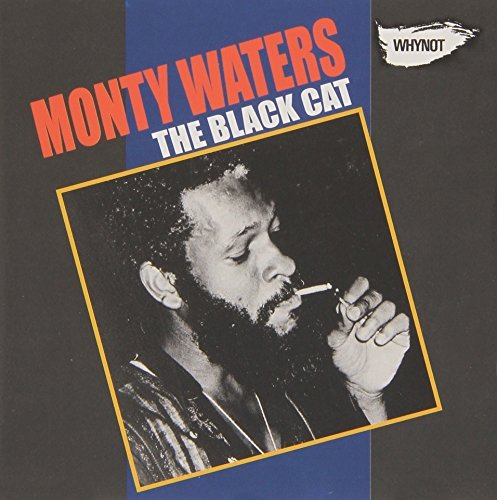 Monty Waters Black Cat