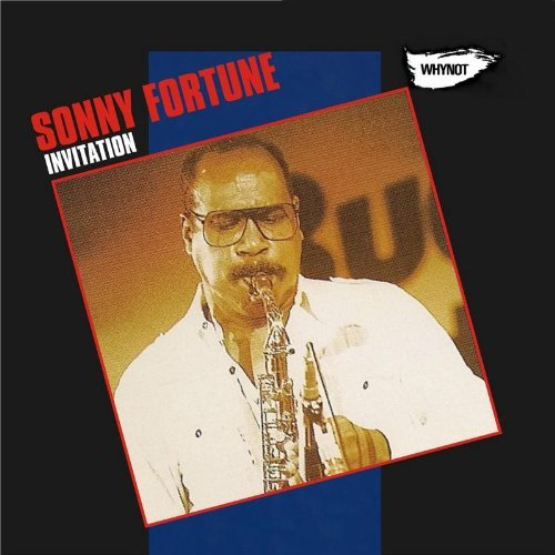 Sonny Fortune Invitation