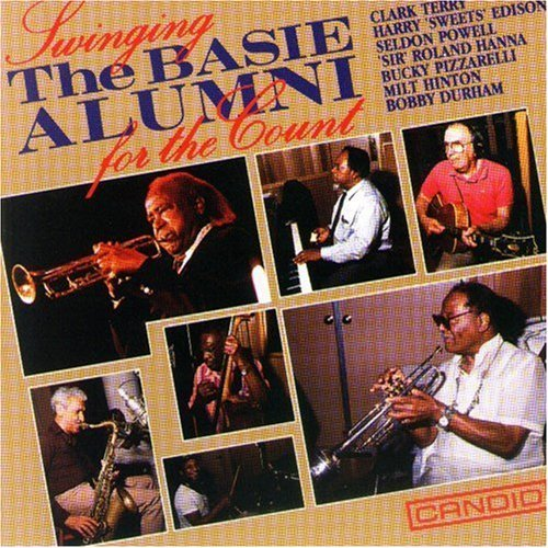 Count Basie Alumni Swinging For The Count