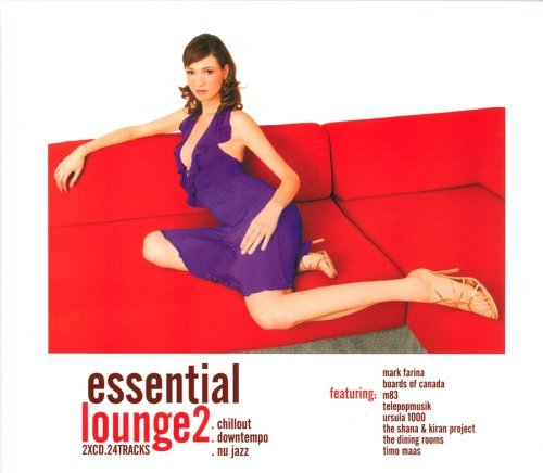 Essential Lounge Vol. 2 Essential Lounge 2 CD Set