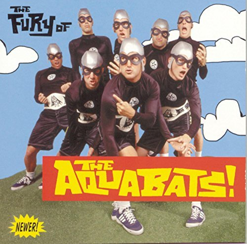 Aquabats Fury Of The Aquabats
