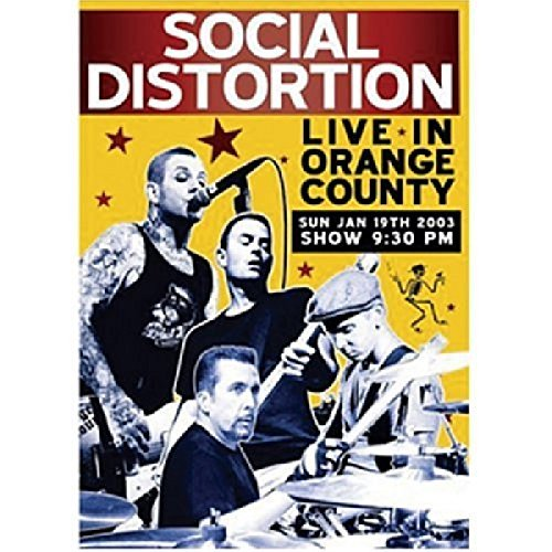 Social Distortion Live In Orange County