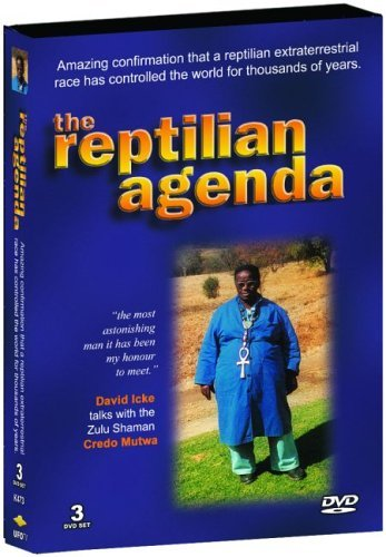David Icke The Reptilian Agen David Icke The Reptilian Agen Special Ed. Nr 3 DVD