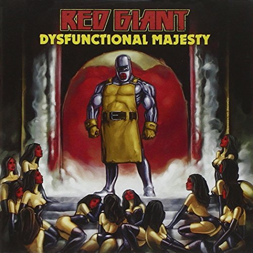 Red Giant Dysfunctional Majesty