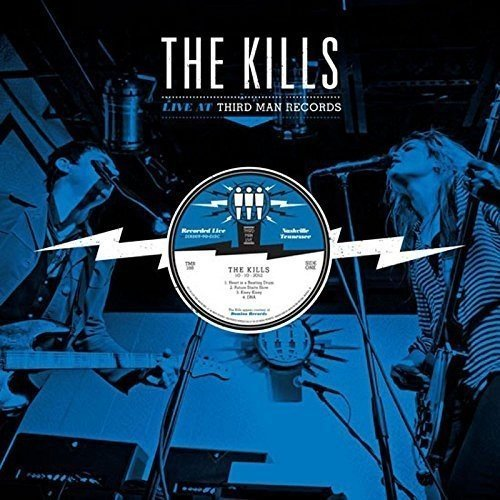Kills Live At Third Man Records 10 1