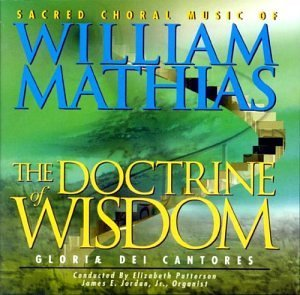 W. Mathias Doctrine Of Wisdom Gloriae Dei Cantores