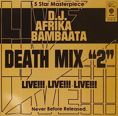Bambaataa Afrika Death Mix 2