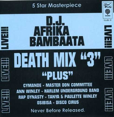 Afrika Bambaataa Death Mix 3