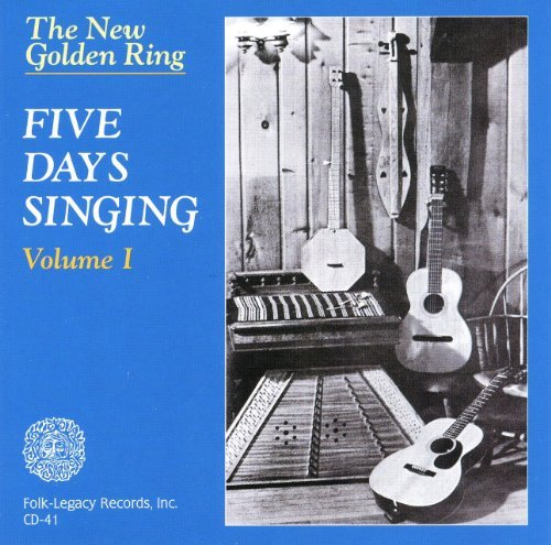 New Golden Ring Vol. 1 Five Days Singing