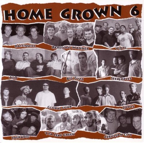Home Grown Compilation Vol. 6 Home Grown Compilation