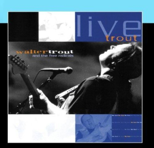 Walter Trout Live Trout 2 CD