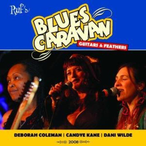 Coleman Kane Wilde Blues Caravan Guitars & Feathe