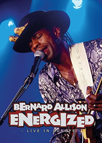 Bernard Allison Energized Live In Europe Nr