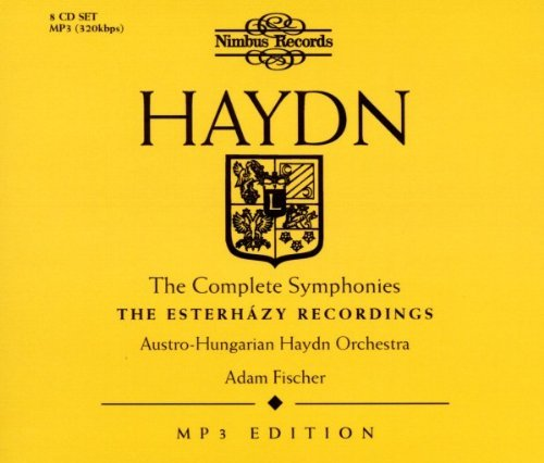 J. Haydn Complete Symphony (mp3 Edition Fischer Austro Hungaria