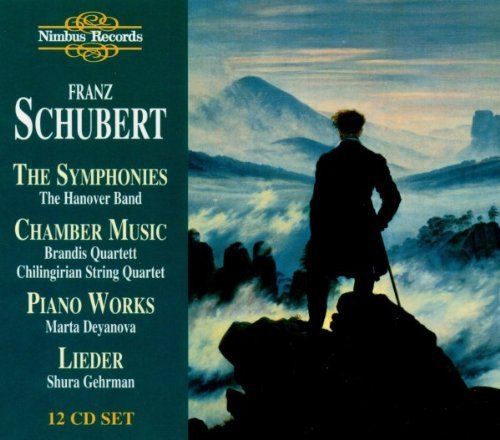 F. Schubert Complete Orchestra Works Various