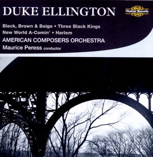 Edward K. Ellington Four Symphonic Works By Duke American Composers Orchestra