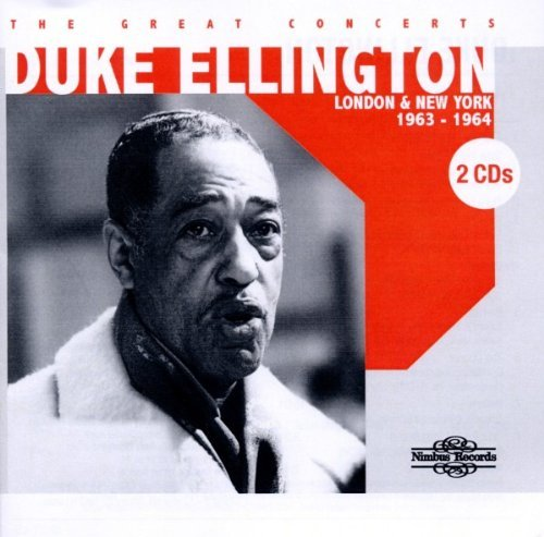 Duke Ellington Great Concerts London & Ny