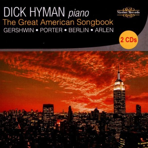 Dick Hyman Great American Songbook 2 CD