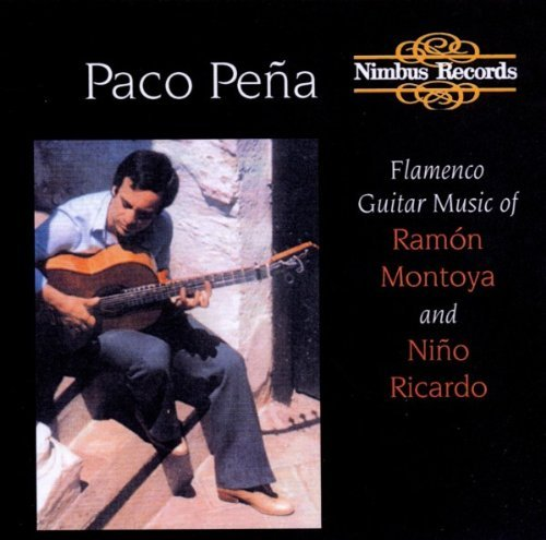 Montoya Ricardo Flamenco Guitar Music