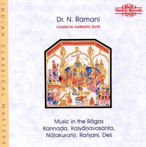 N Ramani Music In The Ragas