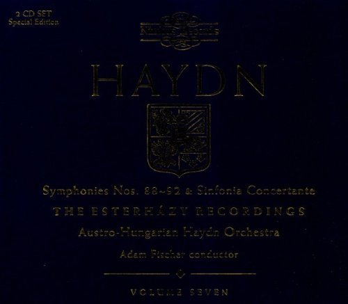 J. Haydn Symphony 88 92 Sinf Concertant Fischer Austro Hungarian Haydn