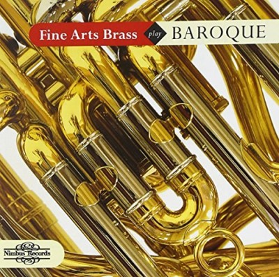 Fine Arts Brass Quintet Fine Arts Brass Plays Baroqu Fine Arts Brass