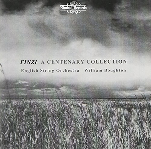 G. Finzi Centenary Collection Boughton English Str Orch