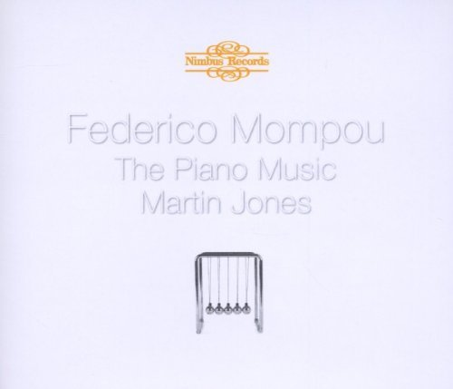 F. Mompou Piano Music Jones*martin (pno)