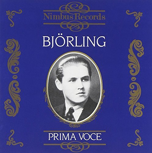 Jussi Björling Operatic Arias (1930 1939) Bjorling (ten)