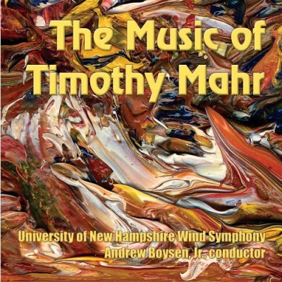 University Of New Hampshire Wi Music Of Timothy Mahr