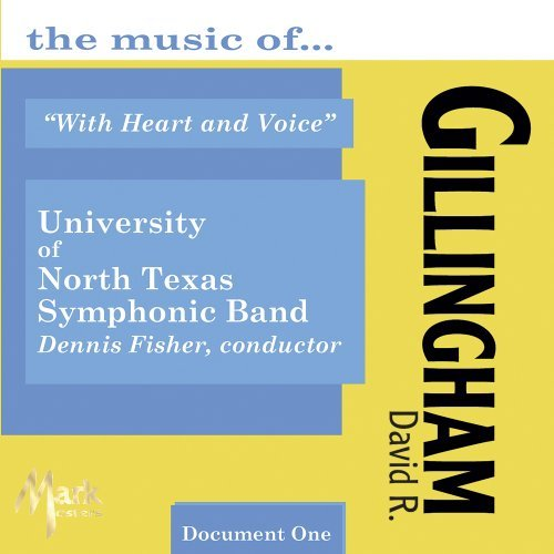 University Of North Texas Symp With Heart & Voice The Music