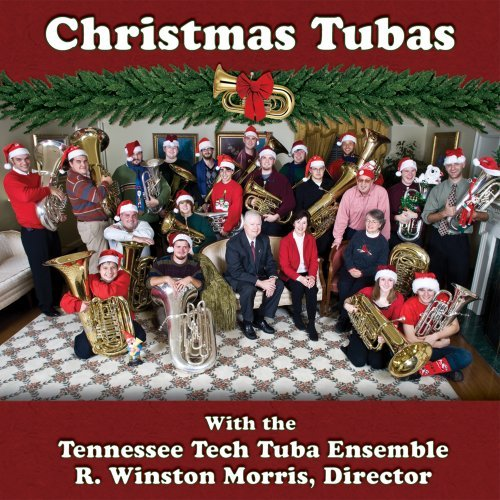 Tennessee Tech Tuba Ensemble Christmas Tubas With The Tenne