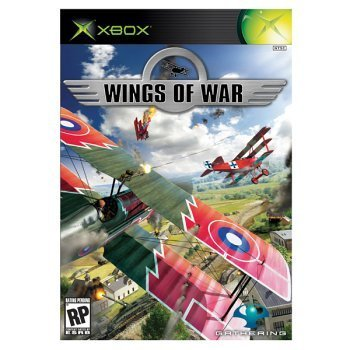 Xbox Wings Of War
