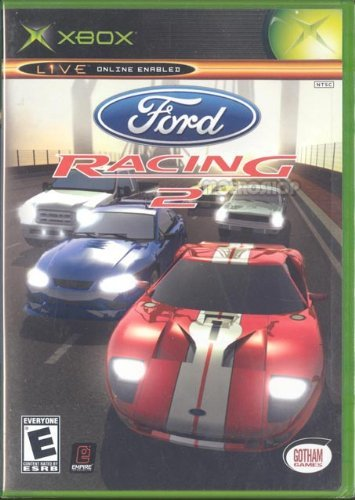 Xbox Ford Racing 2
