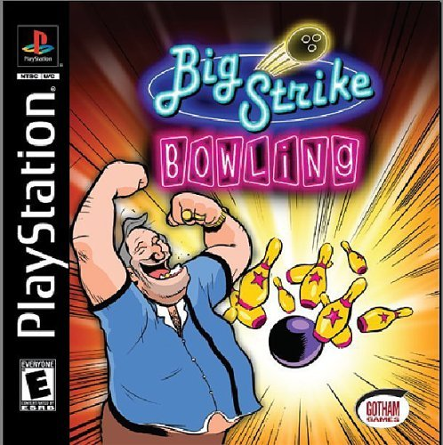 Psx Big Strike Bowling