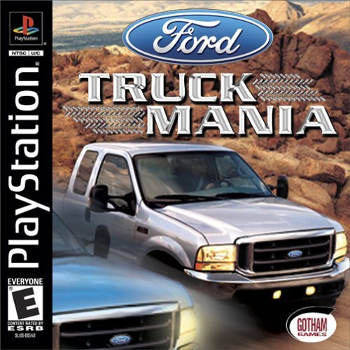 Psx Ford Truck Mania