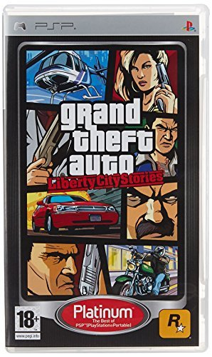 Psp Grand Theft Auto Liberty City Take 2 Interactive M