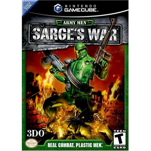 Cube Army Men Sarge's War