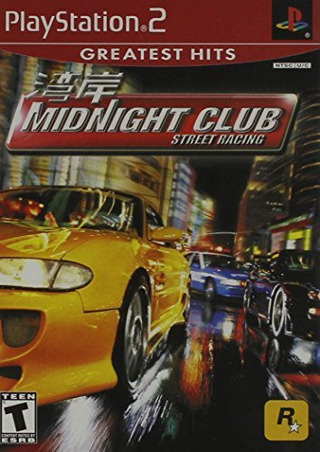 Ps2 Midnight Club Street Racing T