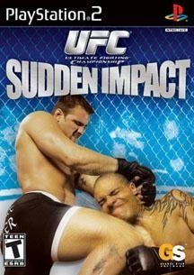 Ps2 Ufc Sudden Impact