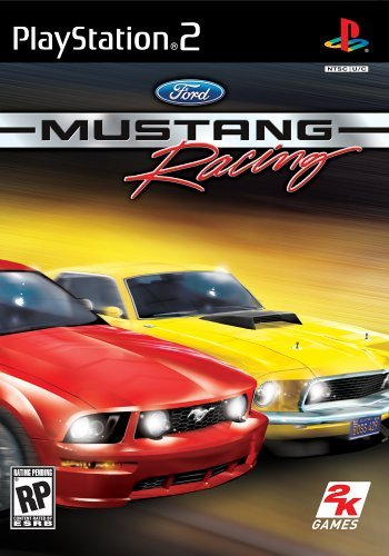 Ps2 Ford Mustang 40th Anniversary